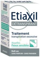 Etiaxil Aisselles Détranspirant Peau Sensibles Roll-on/15ml à MIRANDE