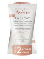 Avène Eau Thermale Cold Cream Duo Crème Mains 2x50ml à MIRANDE