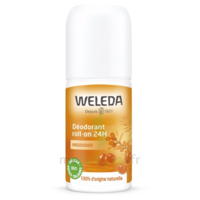 Weleda Déodorant Roll-on 24h Argousier 50ml à MIRANDE