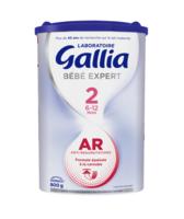 Gallia Bebe Expert Ar 2 Lait En Poudre B/800g à MIRANDE