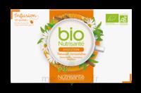 Nutrisanté Infusions Bio Tisane Digestion 20 Sachets à MIRANDE