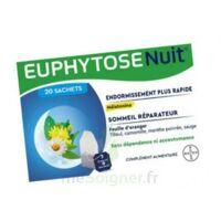 Euphytosenuit Tisane 20 Sachets à MIRANDE