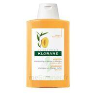 Klorane Beurre De Mangue Shampooing Cheveux Secs 200ml à MIRANDE