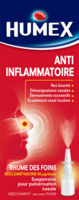 Humex Rhume Des Foins Beclometasone 50mcg/dose , Suspension Nasale 100 Doses à MIRANDE