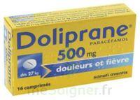 Doliprane 500 Mg Comprimés 2plq/8 (16) à MIRANDE