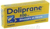 Doliprane 500 Mg Gélules B/16 à MIRANDE