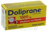 Doliprane 1000 Mg Comprimés Effervescents Sécables T/8 à MIRANDE