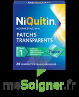 Niquitin 21 Mg/24 Heures, Dispositif Transdermique Sach/28 à MIRANDE