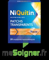 Niquitin 14 Mg/24 Heures, Dispositif Transdermique Sach/28 à MIRANDE