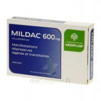 Mildac 600 Mg, Comprimé Enrobé à MIRANDE