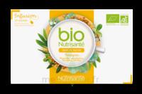 Nutrisanté Infusions Bio Tisane Régulation Des Sucres 20 Sachets à MIRANDE