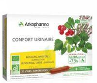 Arkofluide Bio Ultraextract Solution Buvable Confort Urinaire 20 Ampoules/10ml à MIRANDE