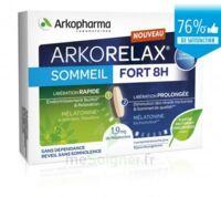 Arkorelax Sommeil Fort 8h Comprimés B/15 à MIRANDE