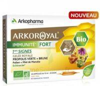 Arkoroyal Immunité Fort Solution Buvable 20 Ampoules/10ml à MIRANDE