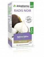 Arkogélules Radis Noir Bio Gélules Fl/40 à MIRANDE