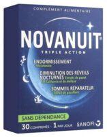 Novanuit Triple Action Comprimés B/30 à MIRANDE