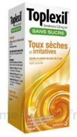 Toplexil 0,33 Mg/ml Sans Sucre Solution Buvable 150ml à MIRANDE
