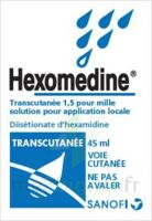 Hexomedine Transcutanee 1,5 Pour Mille, Solution Pour Application Locale à MIRANDE