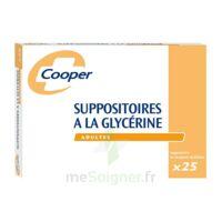 Suppositoires A La Glycerine Cooper Suppos En Récipient Multidose Adulte Sach/25 à MIRANDE