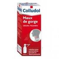 Colludol Solution Pour Pulvérisation Buccale En Flacon Pressurisé Fl/30 Ml + Embout Buccal à MIRANDE