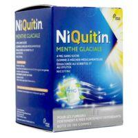 Niquitin 4 Mg Gom à Mâcher Médic Menthe Glaciale Sans Sucre Plq Pvc/pvdc/alu/100 à MIRANDE