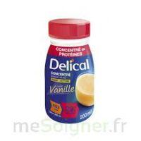 Delical Boisson Hp Hc Concentree Nutriment Vanille 4bouteilles/200ml à MIRANDE