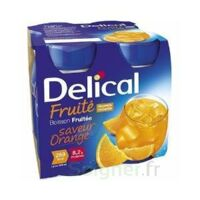 Delical Boisson Fruitee Nutriment Orange 4bouteilles/200ml à MIRANDE