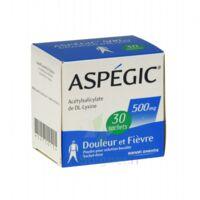 Aspegic 500 Mg, Poudre Pour Solution Buvable En Sachet-dose 30 à MIRANDE