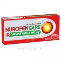 Nurofencaps 400 Mg Caps Molle Plq/10 à MIRANDE