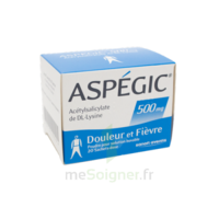 Aspegic 500 Mg, Poudre Pour Solution Buvable En Sachet-dose 20 à MIRANDE