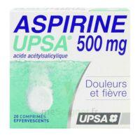 Aspirine Upsa 500 Mg, Comprimé Effervescent à MIRANDE