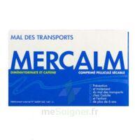Mercalm, Comprimé Pelliculé Sécable à MIRANDE