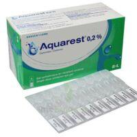 Aquarest 0,2 %, Gel Opthalmique En Récipient Unidose à MIRANDE