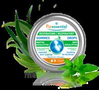 Puressentiel Respiratoire Gommes Menthe-eucalyptus Respiratoire - 45 G à MIRANDE