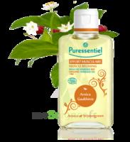 Puressentiel Articulations & Muscles Huile De Massage Bio** Effort Musculaire - Arnica - Gaulthérie - 100 Ml à MIRANDE