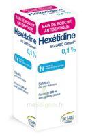 Hexetidine Eg Labo Conseil 0,1 %, Solution Pour Bain De Bouche 200ml à MIRANDE