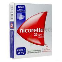 Nicoretteskin 25 Mg/16 H Dispositif Transdermique B/28 à MIRANDE
