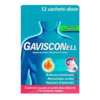 Gavisconell Suspension Buvable Sachet-dose Menthe Sans Sucre 12sach/10ml à MIRANDE