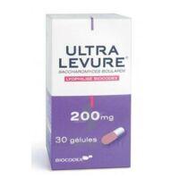 Ultra-levure 200 Mg Gélules Fl/30 à MIRANDE
