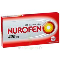 Nurofen 400 Mg Comprimés Enrobés Plq/12 à MIRANDE