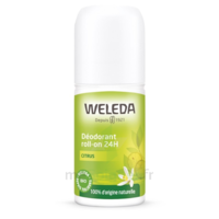 Weleda Déodorant Roll-on 24h Citrus 50ml à MIRANDE
