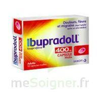 Ibupradoll 400 Mg Caps Molle Plq/10 à MIRANDE