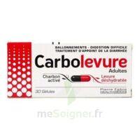 Carbolevure Gélules Adulte Plq/30 à MIRANDE