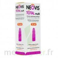 Neovis Total Multi S Ophtalmique Lubrifiante Pour Instillation Oculaire Fl/15ml à MIRANDE