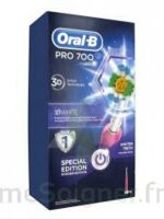 Oral B Professional Care 700 Brosse Dents White And Clean B/1 à MIRANDE