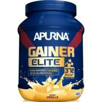 Apurna Gainer Elite Poudre Vanille B/1,1kg à MIRANDE