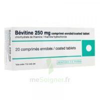 Bevitine 250 Mg Cpr Enr Plq/20 à MIRANDE