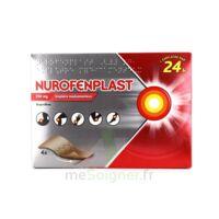 Nurofenplast 200 Mg Emplâtre Médic 4sach à MIRANDE