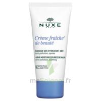 Crème Fraiche® De Beauté - Masque Hydratant 48h Et Anti-pollution50ml à MIRANDE