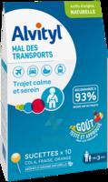 Alvityl Sucette Mal Des Transports B/10 à MIRANDE